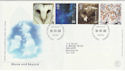 2000-01-18 Above and Beyond Stamps Bureau FDC (61531)