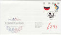 2004-04-06 Entente Cordiale London SW1 FDC (61532)