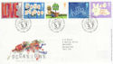 2002-03-05 Occasions Stamps Tallents House FDC (61543)