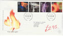 2000-02-01 Fire and Light Stamps Bureau FDC (61562)