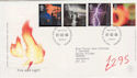 2000-02-01 Fire and Light Stamps Bureau FDC (61563)