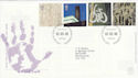 2000-05-02 Art and Craft Stamps Bureau FDC (61572)