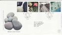 2000-03-07 Water and Coast Stamps Llanelli FDC (61576)