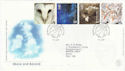 2000-01-18 Above and Beyond Muncaster Ravenglass FDC (61579)