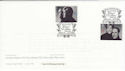 1999-06-15 Royal Wedding Stamps Windsor FDC (61608)