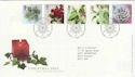 2002-11-05 Christmas Stamps Bethlehem FDC (61613)