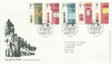 2002-10-08 Pillar to Post Stamps T/House FDC (61630)