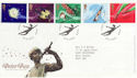 2002-08-20 Peter Pan Stamps Hook FDC (61631)