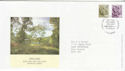 2008-04-01 England Definitive Stamps London FDC (61637)