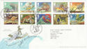 2002-01-15 Kipling Just So Stories T/House FDC (61639)