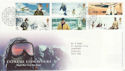 2003-04-29 Extreme Endeavours Stamps T/House FDC (61644)