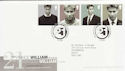 2003-06-17 Prince William Stamps T/House FDC (61657)