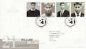 2003-06-17 Prince William Stamps T/House FDC (61658)
