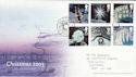 2003-11-04 Christmas Stamps Bethlehem FDC (61667)