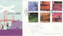 2003-07-15 Scotland A British Journey Baltasound FDC (61676)
