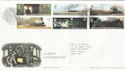 2004-01-13 Classic Locomotives Stamps York FDC (61687)