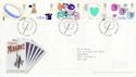 2005-03-15 Magic Stamps T/House FDC (61694)