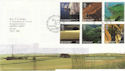 2005-02-08 SW England A British Journey T/House FDC (61698)