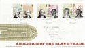 2007-03-22 Abolition of The Slave Trade Hull FDC (61719)