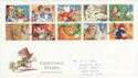 1994-02-01 Greetings Stamps Grantham FDC (61741)