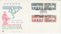 1984-05-15 Europa Stamps Dover FDC (61750)