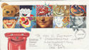 1990-02-06 Greetings Stamps York FDC (61753)