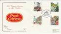 1985-07-30 Post Office Anniv Stamps Bath FDC (61759)