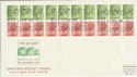 1980-11-12 Booklet Stamps Windsor FDC (61815)