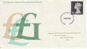 1972-12-06 �1 Definitive Bureau FDC (61857)