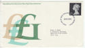 1972-12-06 �1 Definitive Bureau FDC (61863)