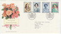 1990-08-02 Queen Mother 90th Bureau FDC (61886)