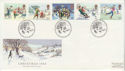 1990-11-13 Christmas Stamps Bethlehem FDC (61895)