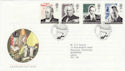 1995-09-05 Communications London EC FDC (61954)
