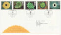 1995-03-14 Springtime Stamps Springfield FDC (61957)