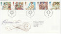 1994-11-01 Christmas Stamps Bethlehem FDC (61972)
