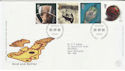 2000-09-05 Mind and Matter Stamps Bureau FDC (61985)