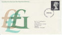 1972-12-06 �1 Definitive Bureau FDC (62006)
