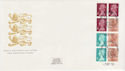 1984-09-03 Booklet Stamps Windsor FDC (62040)
