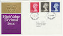 1970-06-17 Definitive Stamps Windsor FDC (62060)