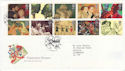 1995-03-21 Greetings Stamps Lover FDC (62129)