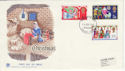1969-11-26 Christmas Stamps Bethlehem FDC (62159)