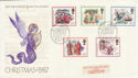 1982-11-17 Christmas Stamps STCF Bethlehem FDC (62231)