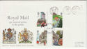 1985-07-30 Royal Mail Stamps Southend Slogan FDC (62344)