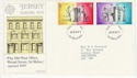 1979-03-01 Jersey Europa Stamps FDC (62373)