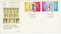 1979-03-01 Jersey Europa Stamps FDC (62406)