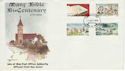 1975-10-29 IOM Manx Bible Stamps FDC (62488)