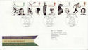 1996-08-06 Women of Achievement Fowey FDC (62516)