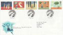 1996-10-28 Christmas Stamps Bethlehem FDC (62522)