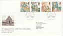 1997-03-11 Missions of Faith Isle of Iona FDC (62555)