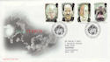 1997-05-13 Tales of Terror Stamps Bureau FDC (62559)